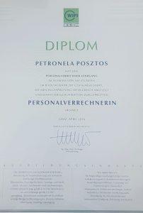 Diplom Personalverrechnung
