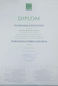 Diplom Salarizare